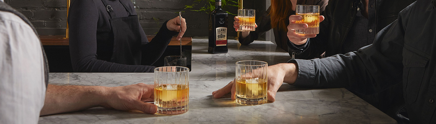 Slane Irish Whiskey Drinks & Cocktail Recipes