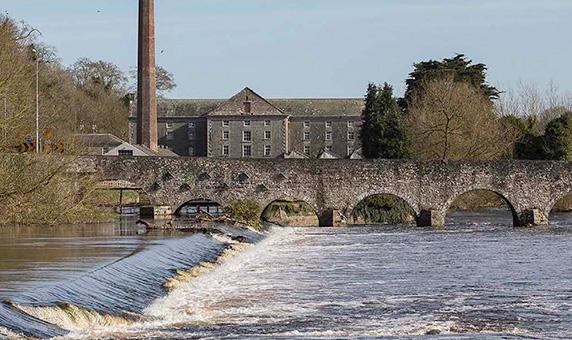 Slane Village - Slane Irish Whiskey