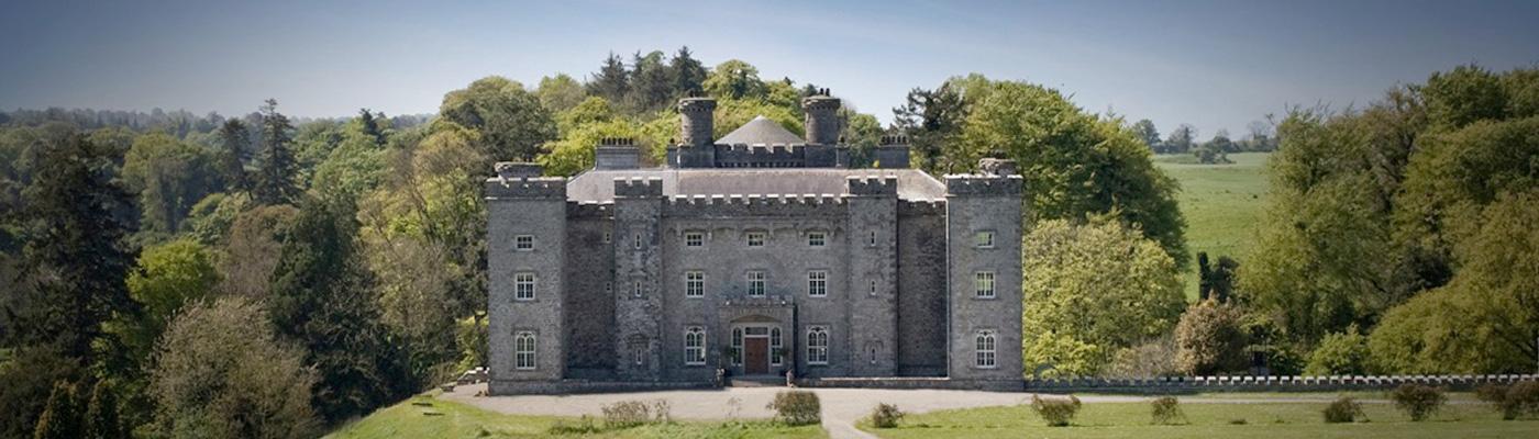 Slane Distillery at Slane Castle, Ireland